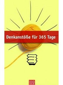[EBook] Denkanstöße für 365...