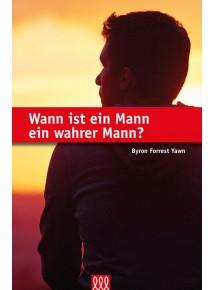 [EBook] Wann ist ein Mann...