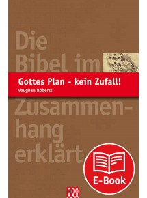 (Ebook) Gottes Plan - kein...