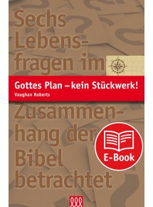 (Ebook) Gottes Plan-kein...