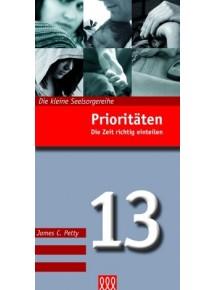 Prioritäten (Nr. 13)