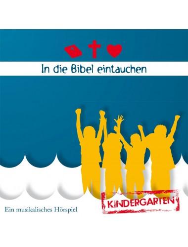 """Audio-CD """"Kindergarten - In die Bibel eintauchen"""""""