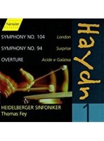 Haydn: Symphony No. 104 /...